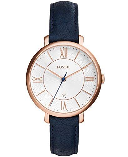 Reloj Fossil Jacqueline Es3843 Mujer Blanco