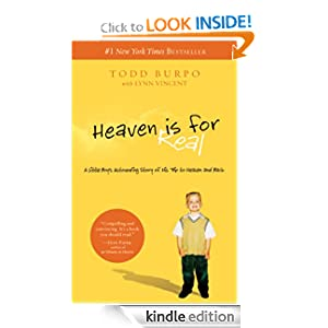 Heaven is for fear book