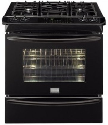 Slide In Gas Range 30 Inch