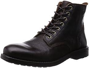 [クラークス] CLARKS フォークナーライズ 26110150 Walnut Leather(ウォルナットレザー/075)