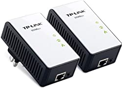 TP-Link TL-PA511KIT 500 Mbps Gigabit Powerline Adapter - Twin Pack