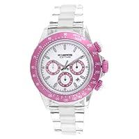 [ケイエブロス]K&BROS 腕時計 ICETIME アイスタイム 9511-2 Y09470 [正規輸入品]