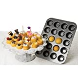 Chicago Metallic Tea Cake Pan 20 Cavity