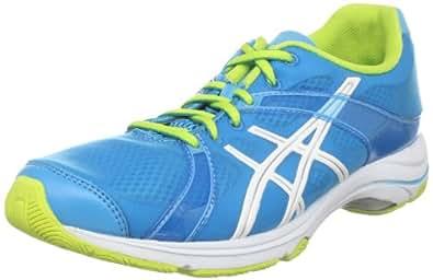 ASICS Women's GEL-Ipera Fitness Shoe,Maui Blue/White/Lime,10 M US