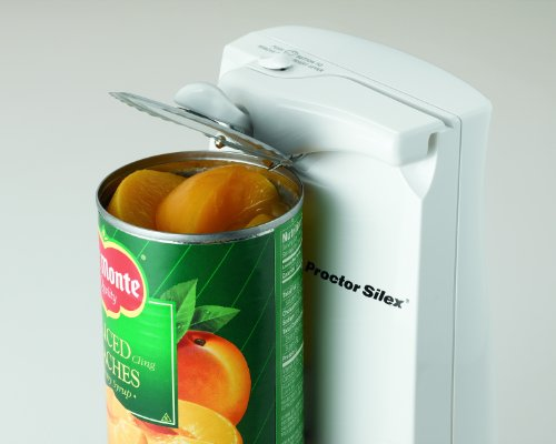 Proctor Silex Plus 76370P Extra-Tall Can Opener, White цены онлайн