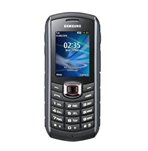 Samsung - GT-B2710 - Telephone Portable Solid 271 Quadri-bande EDGE Bluetooth Noir/Gris