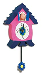 Cuckoo clock with a difference - OinkCoo Clock - Oinks on the Hour