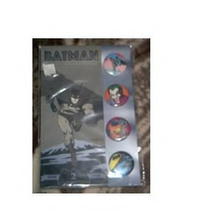BATMAN PIN BUTTON COLLECTION #2 - 1