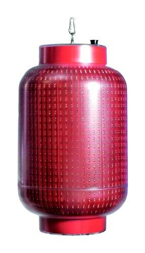 日動工業 LED電飾提灯 赤緑 LDC-L-RG