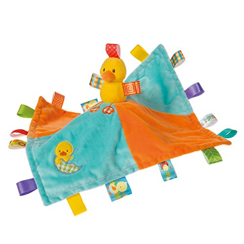 Mary Meyer Taggies Duck Character Blanket - 1