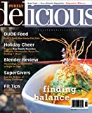 img - for Purely Delicious  Raw Food Magazine (Fall 2009) book / textbook / text book
