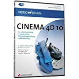 "Cinema 4D 10 - Video-Training (PC+MAC-DVD)von ""STARK Verlag"""