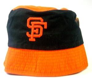 San Francisco Giants American Needle Playback Cotton Twill Bucket Hat (small/medium)