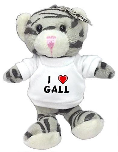 gray-cat-plush-keychain-with-i-love-gall-first-name-surname-nickname