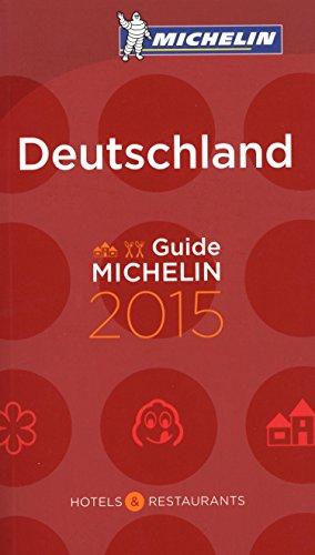 MICHELIN Guide Deutschland 2015 (Michelin Guide/Michelin) (German Edition)