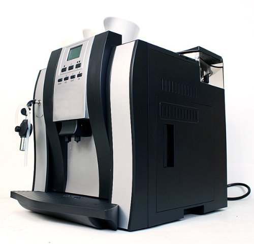 Commercial Automatic Coffee Maker ~ Dr tech refurbished commercial automatic coffee espresso