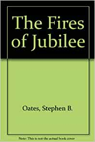 the fires of jubilee book report It was written in a way that was very easy to understand which made the book that much better dates also made sure to reveal to his readers who the mysterious nat turner really was dates was also the author of the books with malice toward none which won the christopher award and let the [.