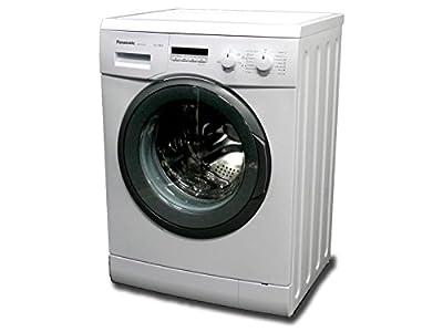 Panasonic NA-107VC4W01 Fully-automatic Front-loading Washing Machine (7 Kg, White)