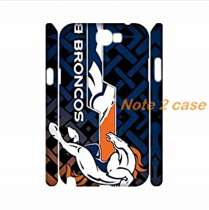 NFL Denver Broncos samsung galaxy note 2 case by hiphonecases