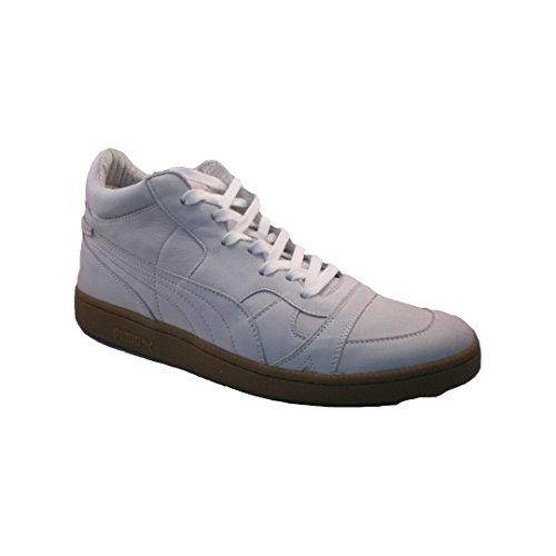 Puma-Becker-MII-Basketball-Skateboarding-Casual-or-Fashion-Shoes-WH-Men-size-11
