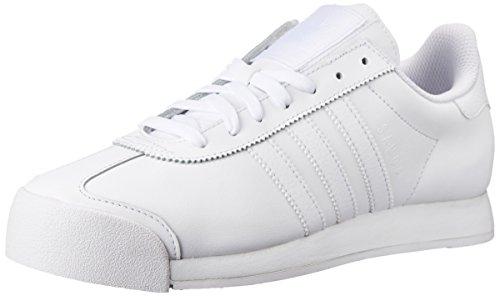 Adidas Samoa Uomo US 8.5 Bianco Scarpe ginnastica