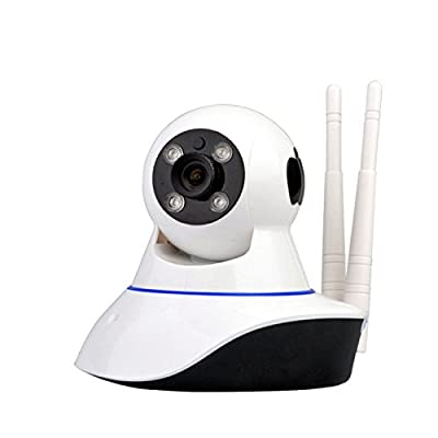 VICTORY XA-Q5A 1080P Super HD IP CAMERA Wireless IP Alarm Camera,Pan/Tilt 360-degree Surveillance,WiFi Video Monitoring Surveillance Security Camera,intelligent camera
