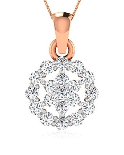 Diamant Vendome Set catenina e pendente Oro Rosa