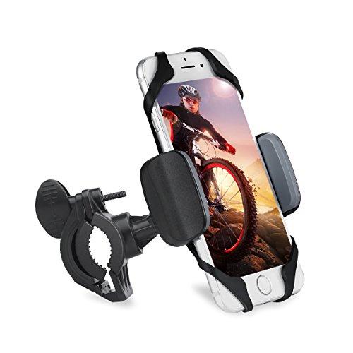 360-Grad-Drehung-Fahrrad-Handyhalterung-Amir-Handyhalterung-Fahrrad-Smartphone-Handyhalter-Fahrrad-Verstellbar-fr-iPhoneSamsung-Galaxy-and-most-smartphonesGPSrear-camera-etc