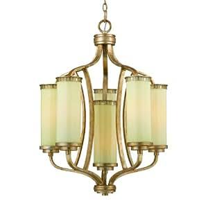 6 light chandelier home kitchen for Kitchen spotlights amazon