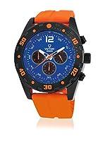 448916e9add3 Victory Reloj Victory V-Conquest Azul   Naranja 46 mm ...