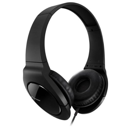 Pioneer Head Band Closed Dynamic Stereo Headphones | Se-Mj721-K Black (Japanese Import)