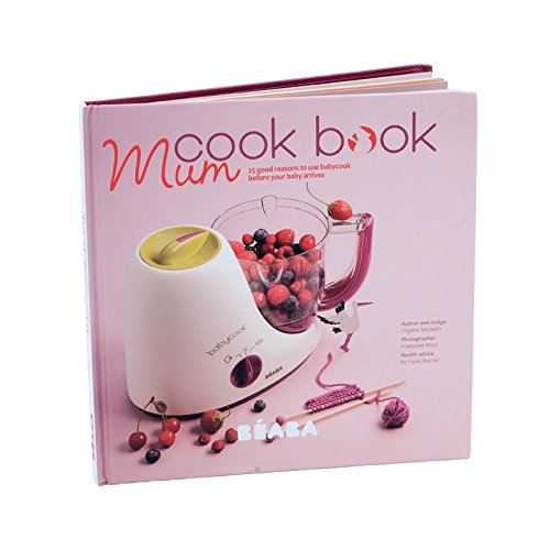 BEABA Mum Cookbook, English