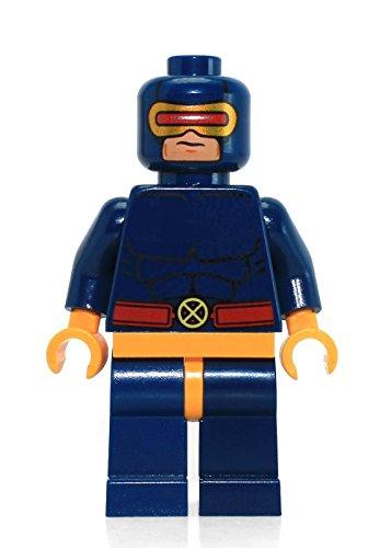 lego 2014 marvel xmen cyclops minifigure