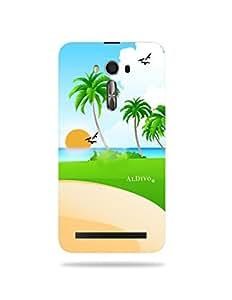 alDivo Premium Quality Printed Mobile Back Cover For Asus ZenFone 2 Laser ZE601KL / Asus ZenFone 2 Laser ZE601KL Back Case Cover (MKD253)