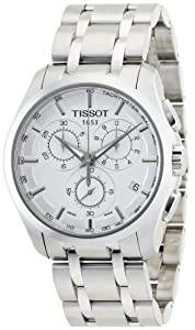 Tissot Gents Watch Couturier Chronograph T0356171103100