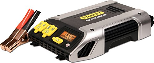 stanley 500 watt inverter manual
