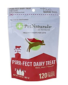 Pet Naturals of Vermont Purr-fect Dairy Treat for Cats