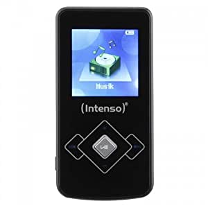 intenso video rider portable mp3 player. Black Bedroom Furniture Sets. Home Design Ideas