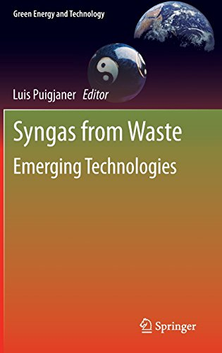 Syngas from Waste: Emerging Technologies (Green Energy and Technology)
