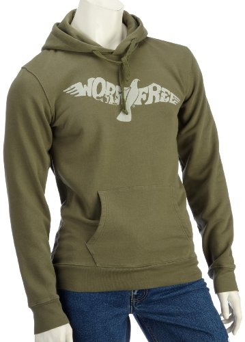 Lost Property by Worn Free Mens Worn Free Hoodie X-Large