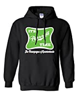 It's Russell Time Seattle Football Fan Wear DT Sweatshirt Hoodie