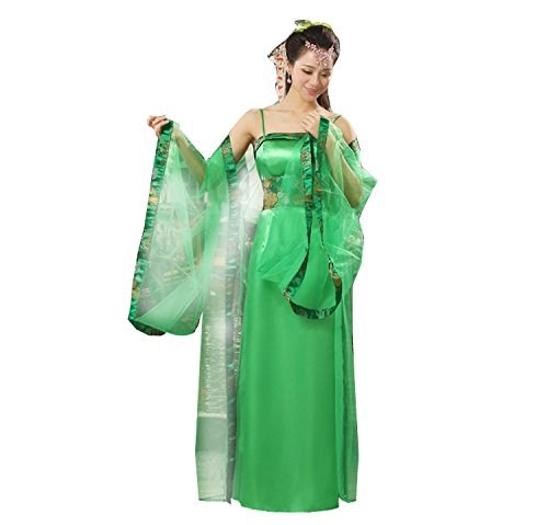 Krralinlin Halloween Costumes National Chinese Ancient Women's Stage Cosplay