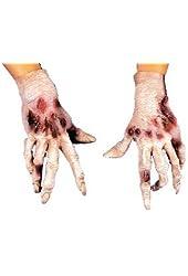 Horrific Death Hands Accessory