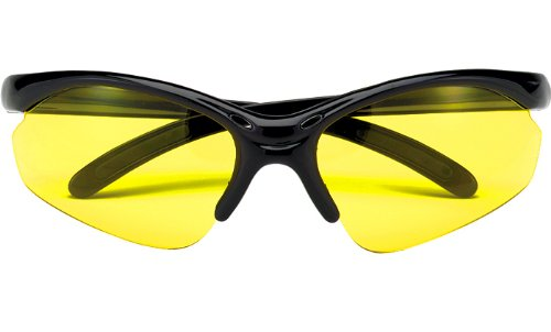 Polycarbonate Lens Sunglasses - Yellow
