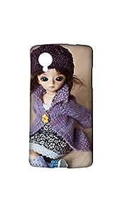 Cute Doll With woolen capLG NEXUS 5