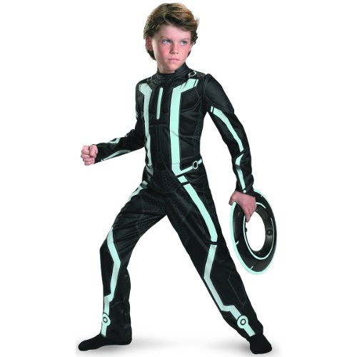 Deluxe Tron Legacy Costume - Large