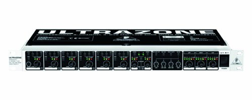 Behringer ZMX8210 Ultrazone Professional 8-Channel