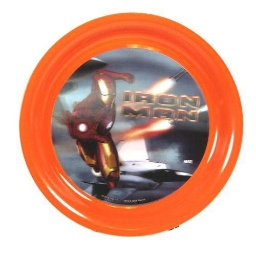 Iron Man 8.3'' Lenticular Plate