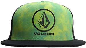 Volcom Herren Cap Mutt Cheese Hat, Tinted Black, One size, D5511421TIB