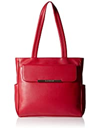 Caprese Women's Tote Bag (Dark Red)